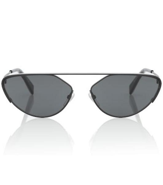 Alexandre Vauthier X Alain Mikli Nadege sunglasses in black