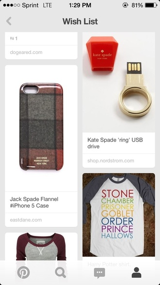phone cover jack spade plaid phone kat spade