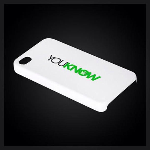 phone cover marijuana style fashion dope swag iphone case hippie green