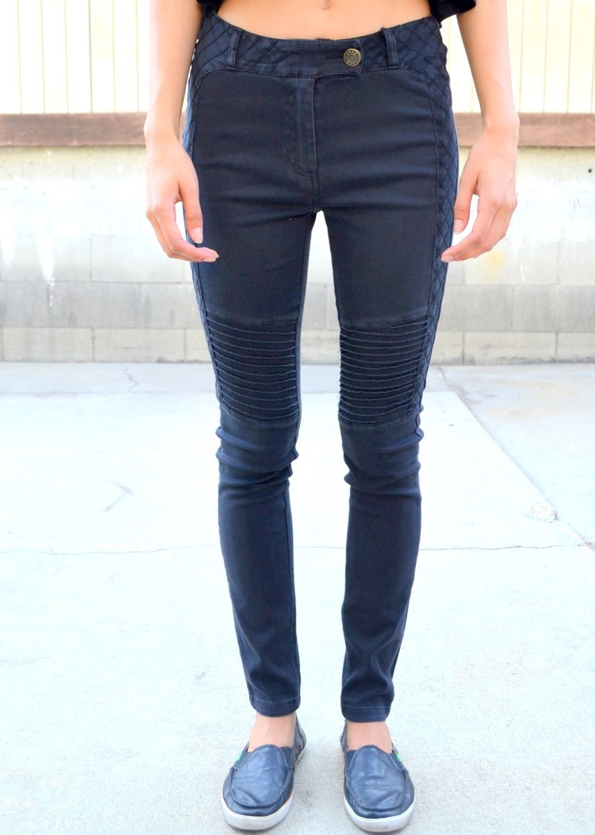 Toughen up ribbed leggings – shopcivilized