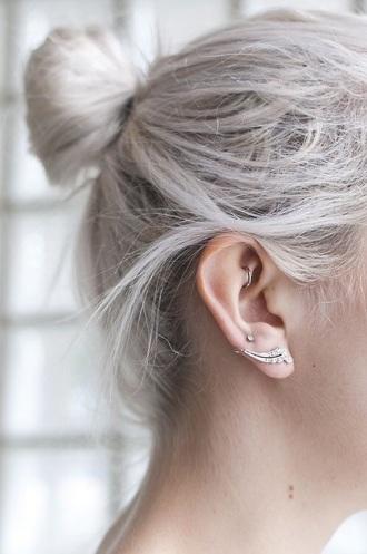 hair accessory earings
