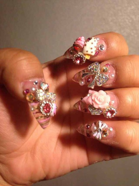 Nail Accessories Nails Cute Pretty Beautiful Nail Polish