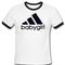 Babygirl adidas ringer t-shirt - basic tees shop