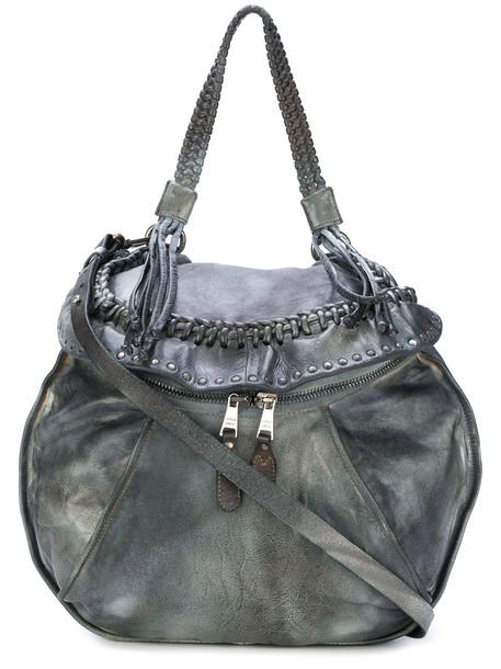 Giorgio Brato women bag shoulder bag leather grey