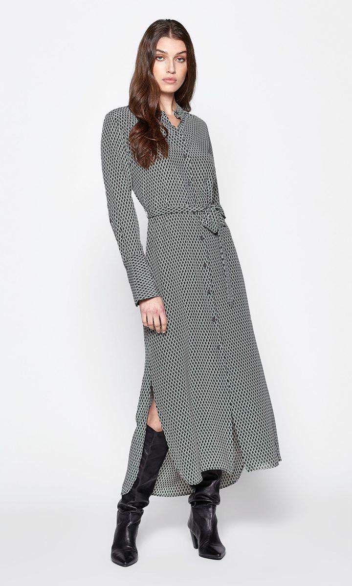 Connell Silk Maxi Dress