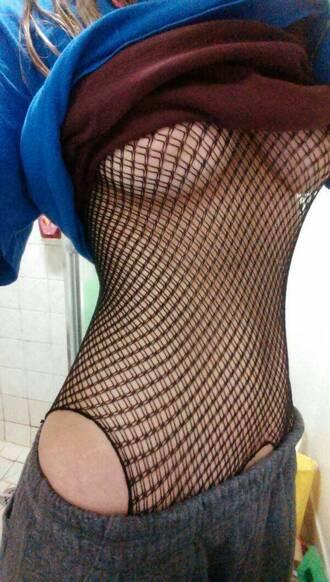 underwear mesh bodysuit sexy black lingerie sexy