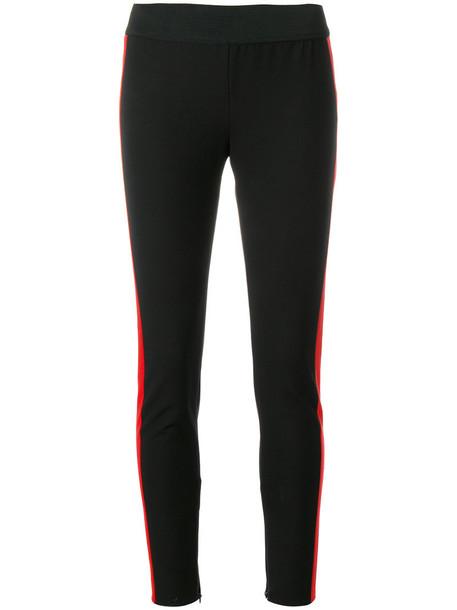 Stella McCartney leggings women spandex cotton black pants