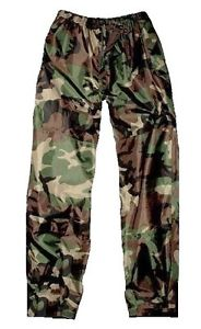 Waterproof Trousers Ladies 8 24 Army Woodland Camouflage Hiking Walking DPM Camo | eBay