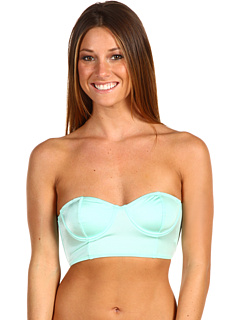 O'Neill Solid Bra Top Mint - Zappos.com Free Shipping BOTH Ways