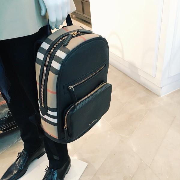 b00499536f85 bag burberry backpack luxury burberry bag