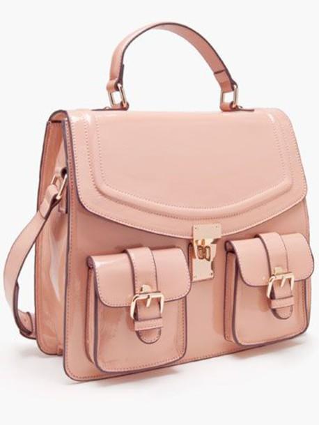 bag satchel satchel bag school bag fashion streetstyle baby pink black  friday cyber monday c9c8581bef5