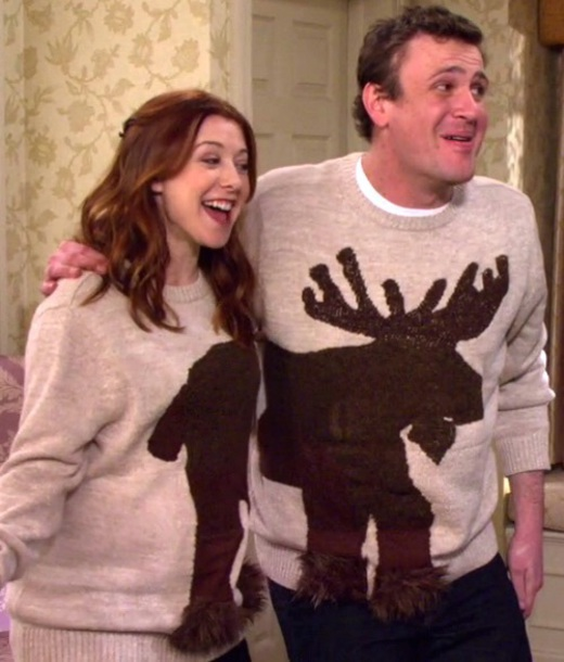 Couples Christmas Sweaters.Get The Sweater Wheretoget