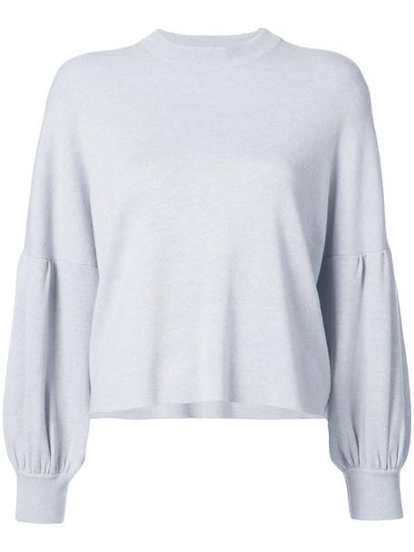 Tibi sweater women green