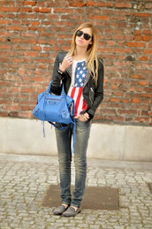 studded,black,leather,chiara ferragni,the blonde salad,shoes,jacket