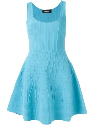dress sleeveless dress sleeveless blue