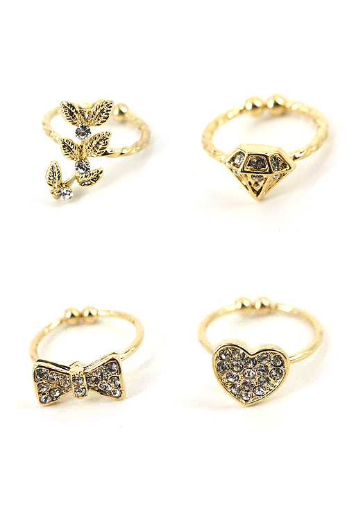 midi rings | fashion jewelry | 7twentyfour.com