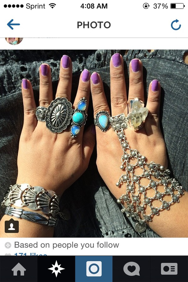 jewels ring knuckle ring bracelets