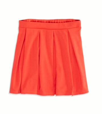 AE Pleated Circle Skirt, Knockout Pink | American Eagle Outfitters