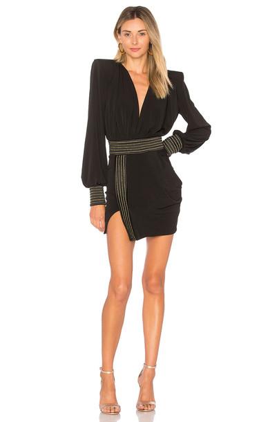 Zhivago dress mini dress mini black