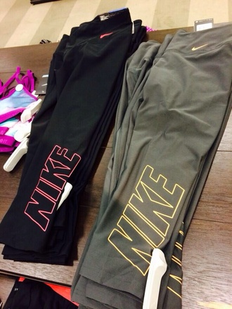 spandex leggings nike pro running tights running shoes athletic