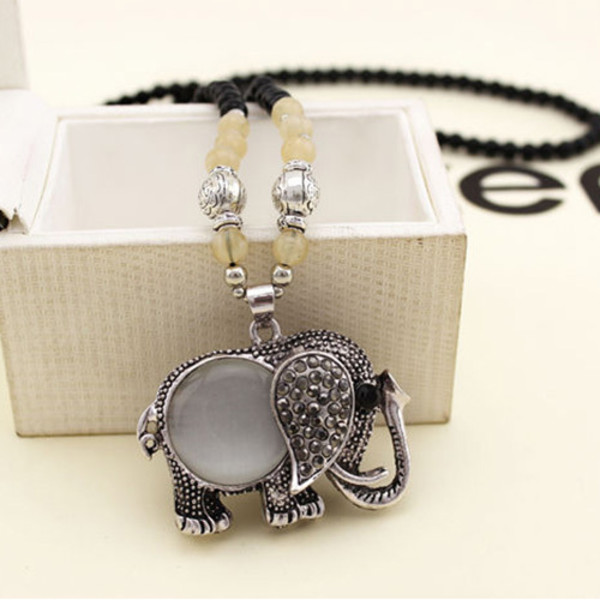 jewels necklace elephant