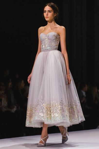 dress lavender lavender dress strapless