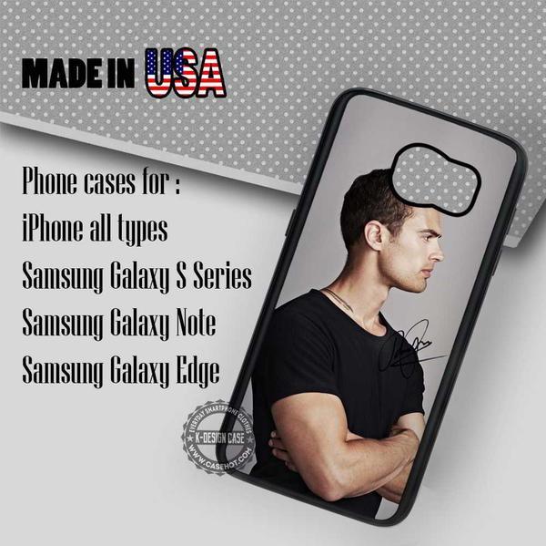 Samsung S7 Case - Divergent Autograph - iPhone Case #SamsungS7Case #movie #yn