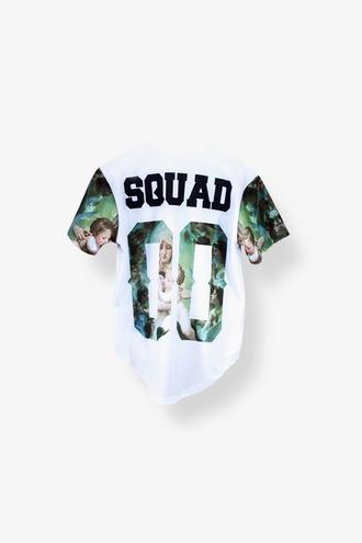 shirt squad 00 tumblr white print