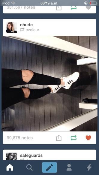 jeans black skinny jeans skinny pants ripped jeans