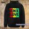 One love rasta hoodie - teenamycs