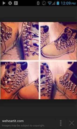 shoes timberlands lepoard print spikes leopard print