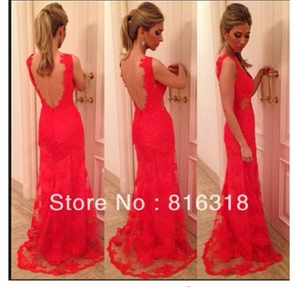 dress red debs grad evening outfits long red prom dress