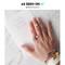 Xl screw-split rose gold bangle – wanderlust   co
