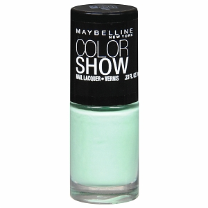 Maybelline Color Show Nail Lacquer, Green with Envy | drugstore.com