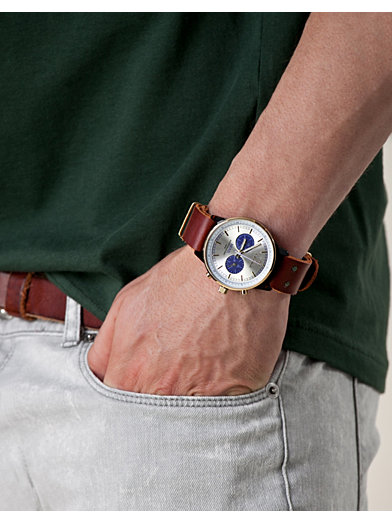Nevil - Triwa - Brown - Watches - Accessories - Men - Nelly.com