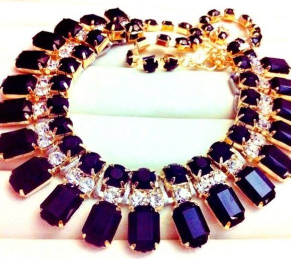 jewels necklace fashion