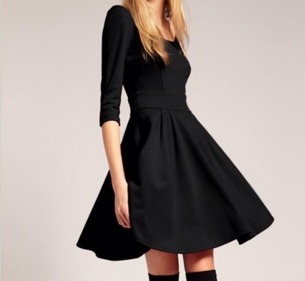 cute dress black dress black little black dress dress
