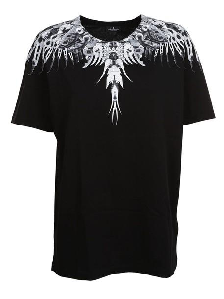 Marcelo Burlon t-shirt shirt t-shirt print black top