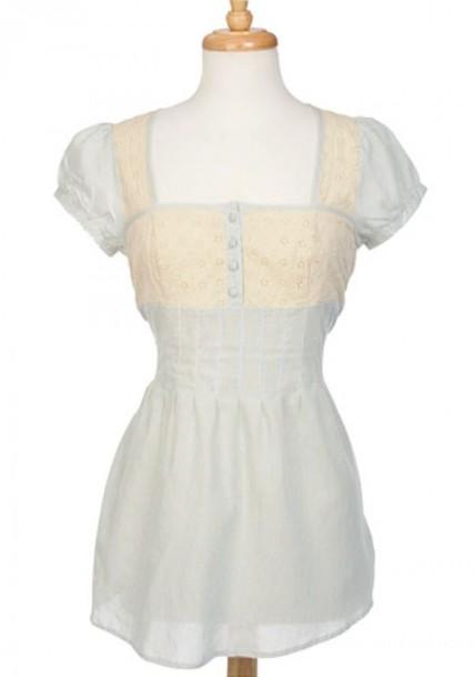 blouse cute kawaii cute shirt shirt fairy kei pastel lolita cute blouse dress cute dress