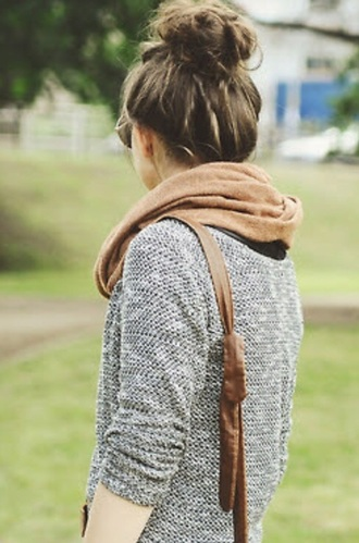 brown sweater scarf fall sweater grey winter outfits fall outfits winter/autumn winter sweater grey sweater autumn colours