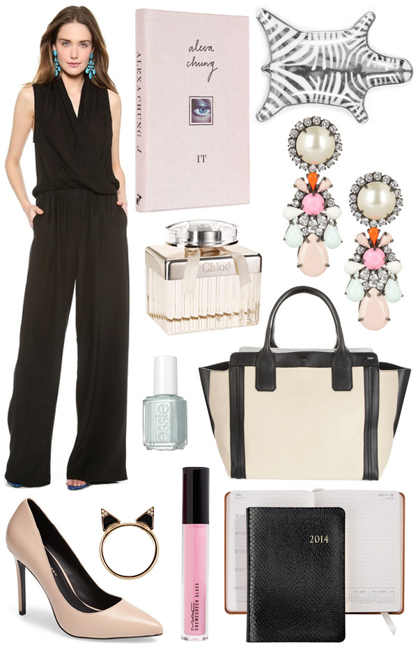 with love from kat pants jewels bag shoes romper