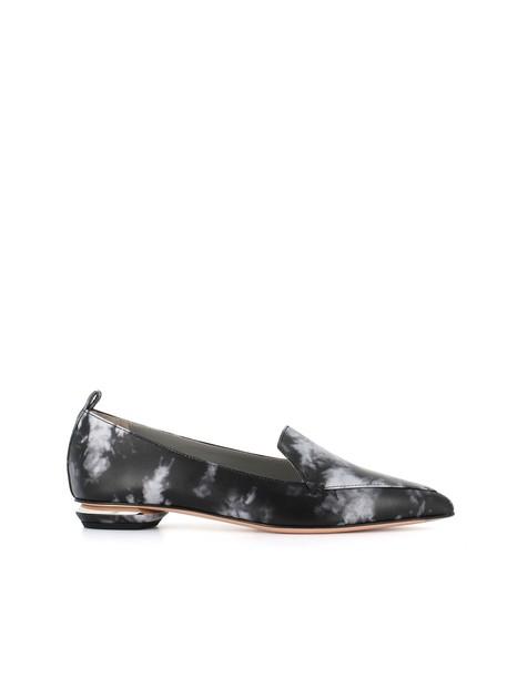 Nicholas Kirkwood loafers black grey shoes