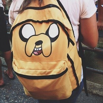 bag adventure time jake