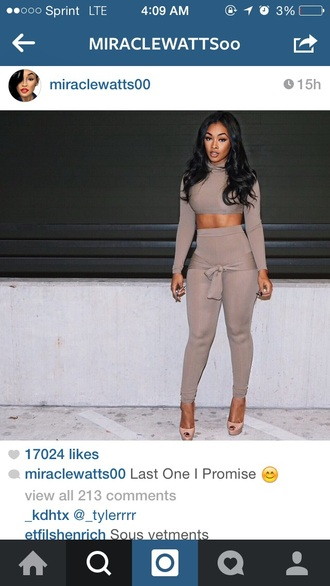 miracle watts tights