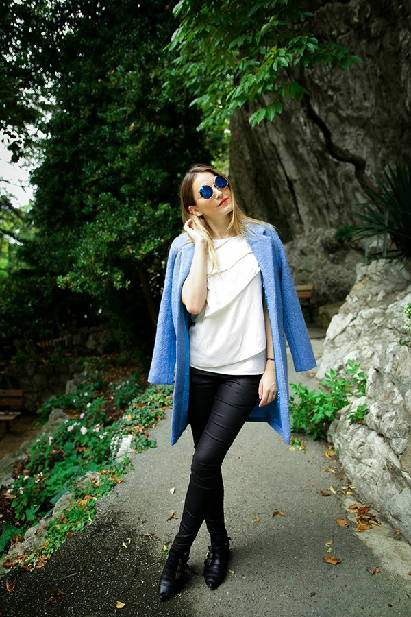 heels on gasoline blogger top sunglasses