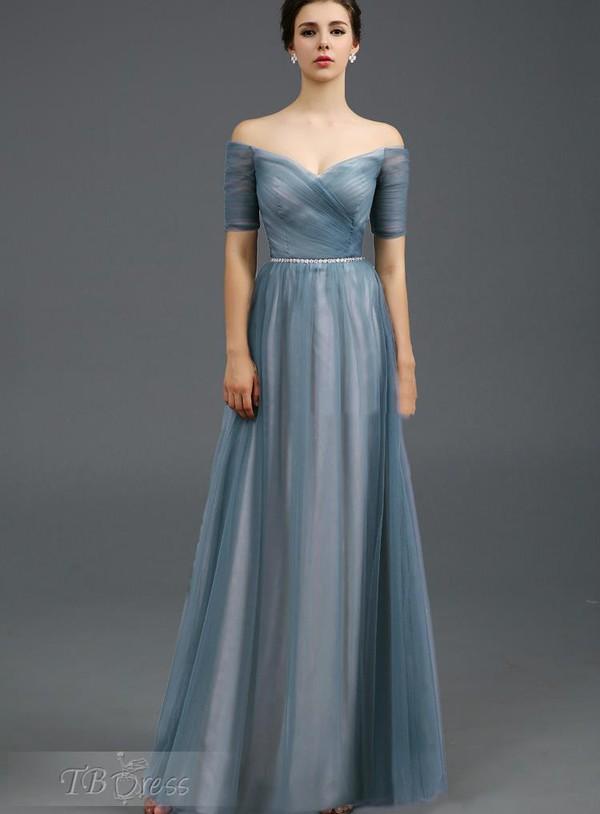 Off shoulder evening dresses uk sites