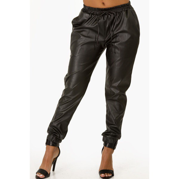 leather pants leather black black pants faux leather pants