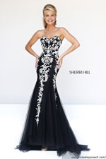 Sherri Hill - 1925 - Prom Dress - Prom Gown - 1925