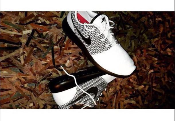 shoes nike shoes nike white black