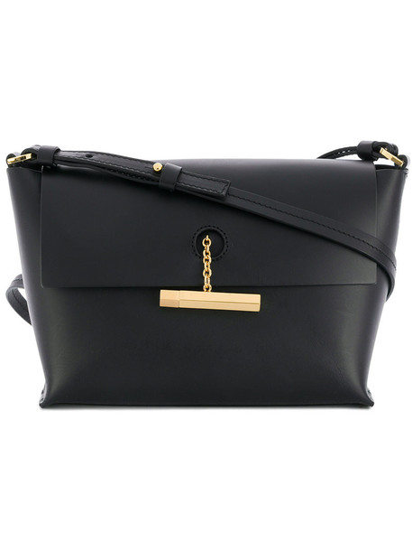 Sophie Hulme women bag crossbody bag leather black